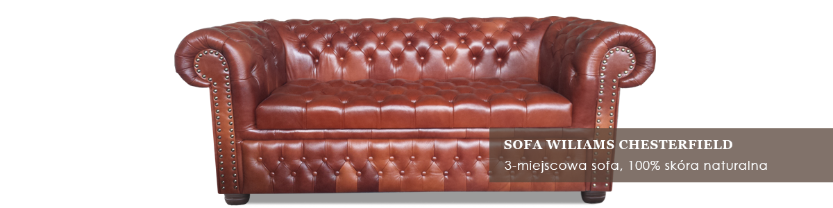 Sofa Wiliams Chesterfield 3