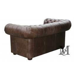 Sofa Classic Chesterfield 2-osobowa